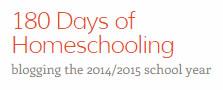 180 Day of Homeschooling